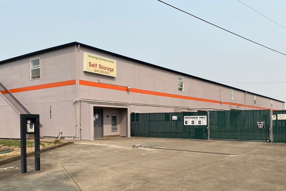 View more features at South Albany Self Storage in Tangent, Oregon