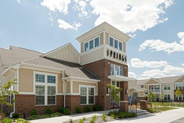 Springs Apartment Communities in Minnesota