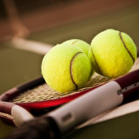 Ridgeview's Tennis courts