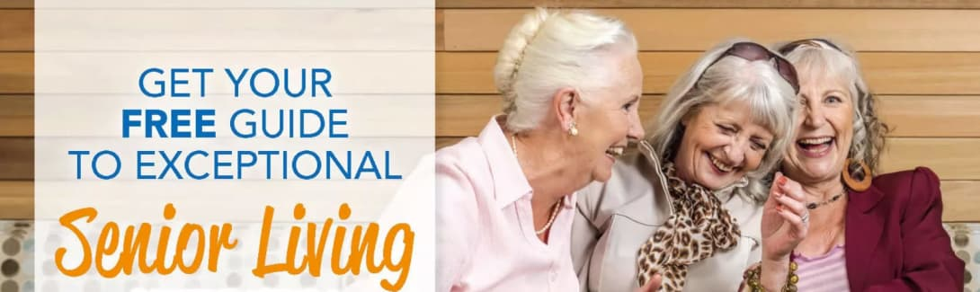 Sumter Senior Living magazine offer