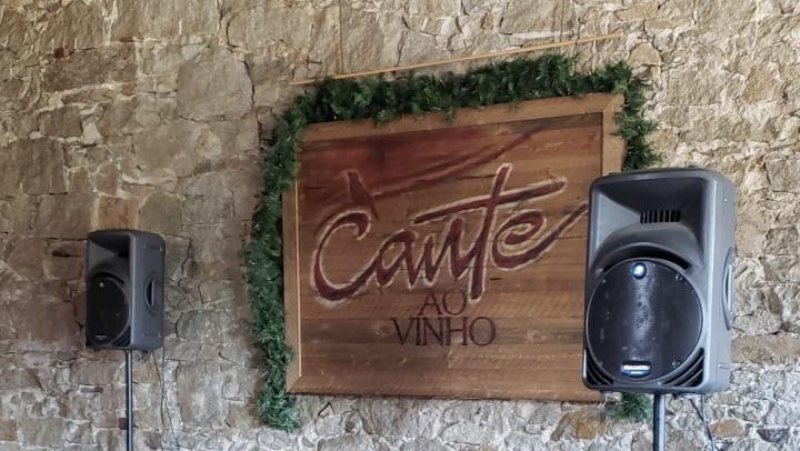 Cante Ao Vinho Sign Rocklin CA