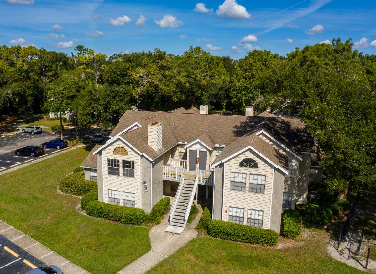 The exterior of Avenue @Creekbridge in Brandon, Florida
