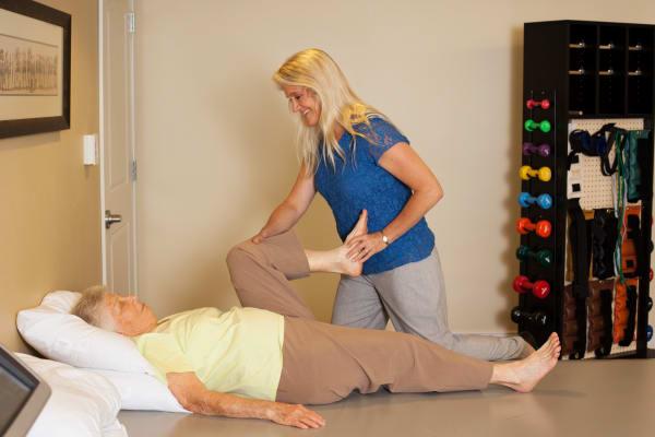 Wellness: Intellectual program at The Enclave at Gilbert Senior Living