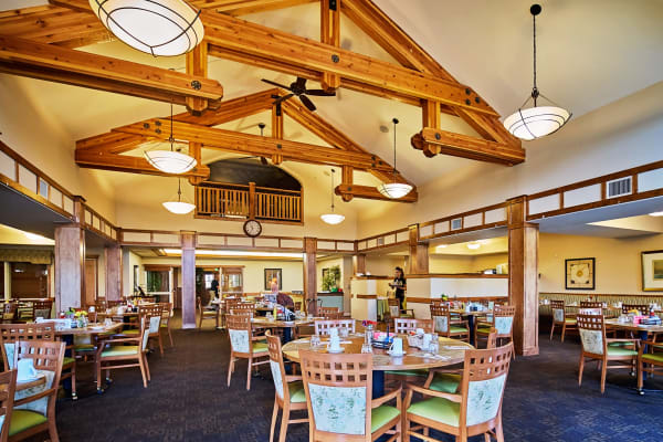 Group meals at Bozeman Lodge in Bozeman, MT