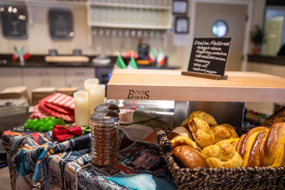 Bistro at The Park at Modesto Independent Living Community
