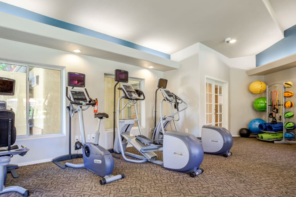 Our Apartments in Glendale, Arizona offer a Gym