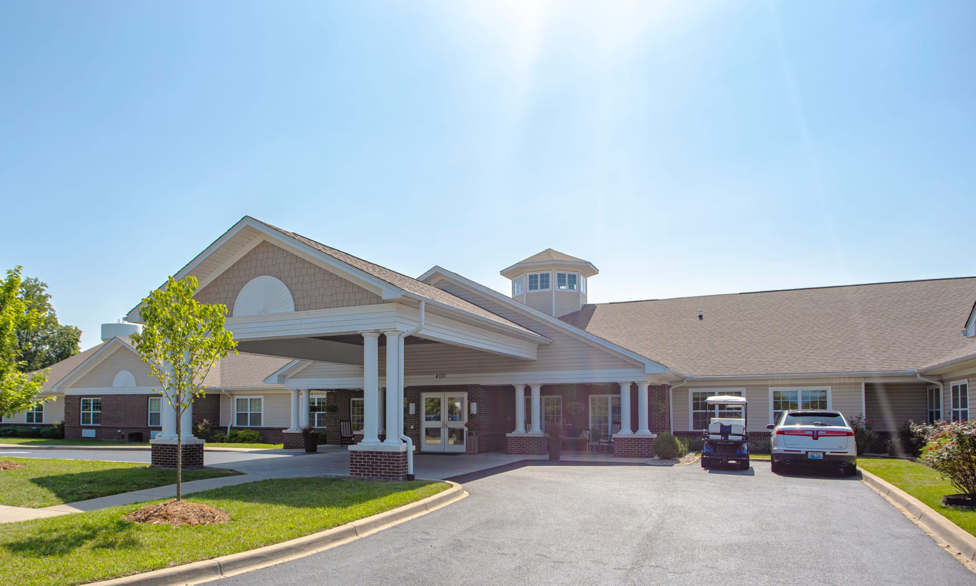 Senior living in Hamilton, Ohio
