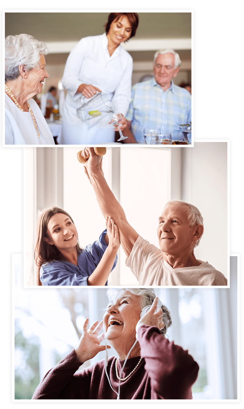 At Clearwater at Riverpark we offer a variety of Senior Lifestyle options in Oxnard, California