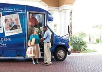 Transport options at Discovery Village At Boynton Beach in Boynton Beach, Florida