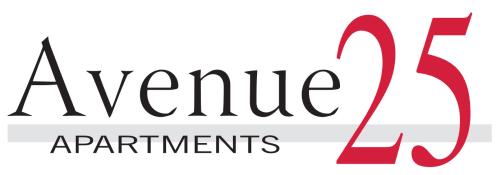 Avenue 25 Apartments property logo