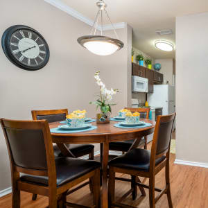 View the Floor Plans at The Springs of Indian Creek in Carrollton, TX