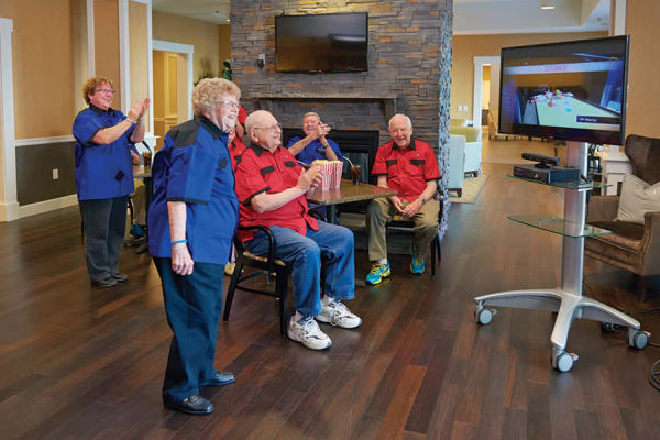 Wellness: Physical program at The Enclave at Chandler Senior Living