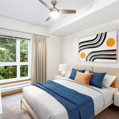 Wonderful apartment features offered at Trillium Apartments in Edmonds