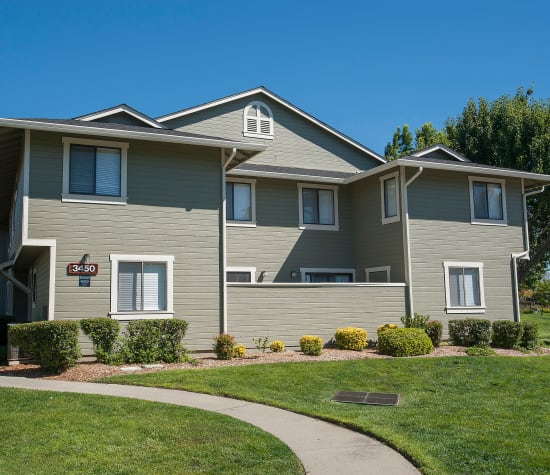 Ridgecrest Apartment homes, a sister property to Regency Plaza Apartment Homes in Martinez, California