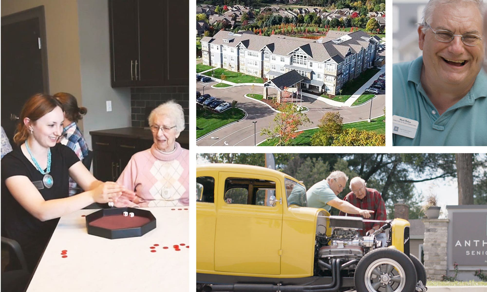 Anthology Senior Living in Denver, Colorado