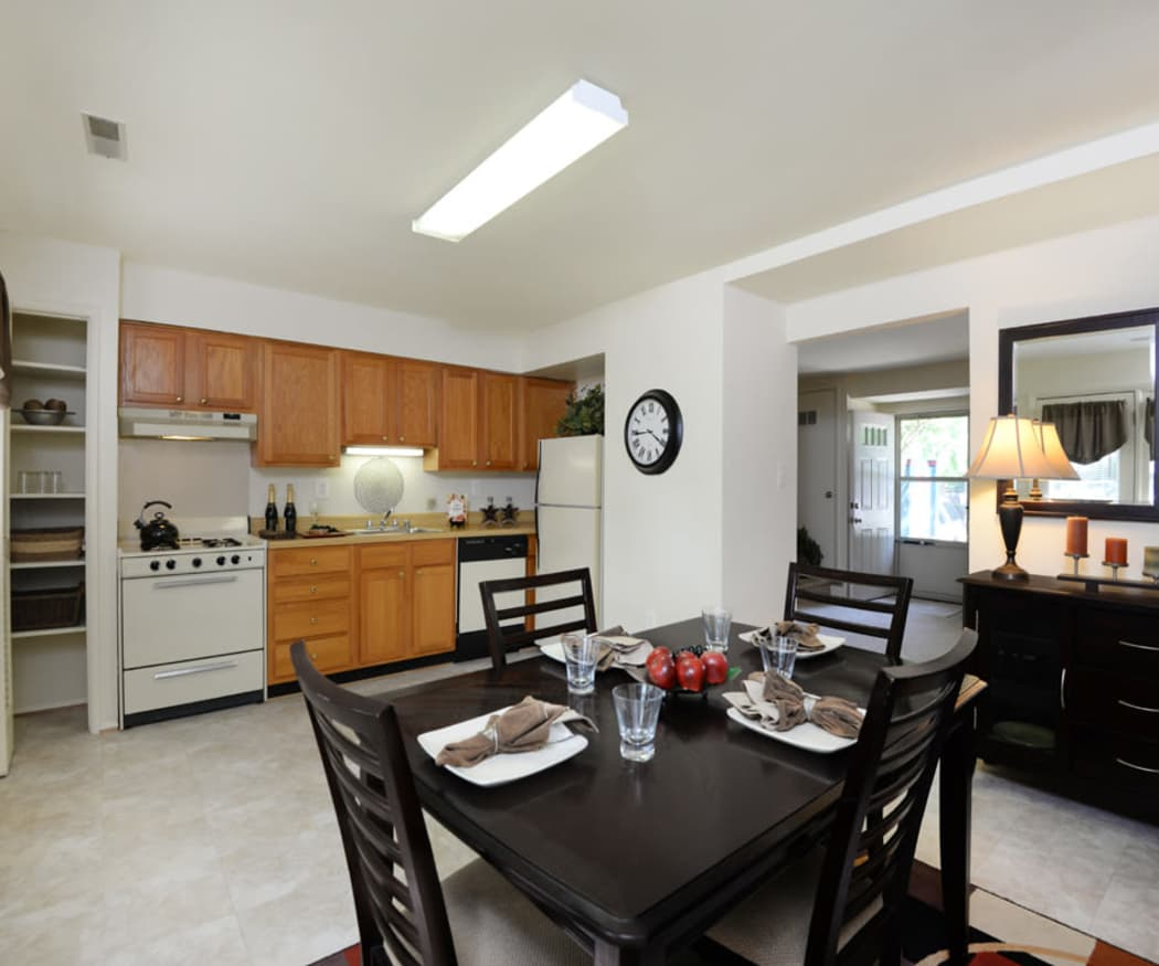 Apartment features at The Orchards at Severn in Severn, Maryland
