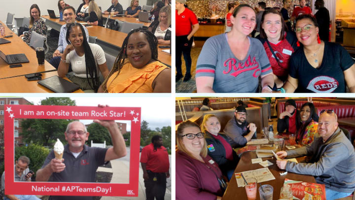 TeamPLK Activities, Reds Game, Manager