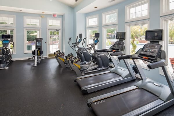 Great amenities found at Parc at 980 in Lawrenceville, Georgia