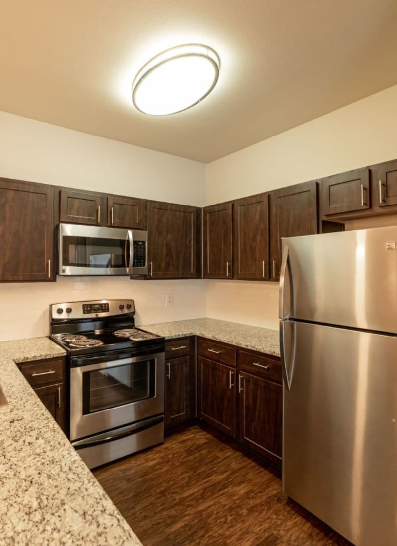 View our floor plans at Marquis at Stonebriar in Frisco, Texas