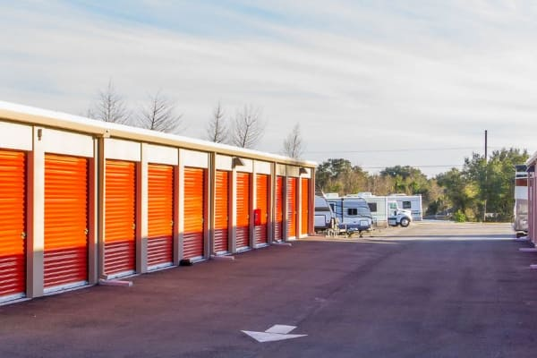 RV and boat storage spaces available at StorQuest Express - Self Service Storage in Kissimmee, Florida