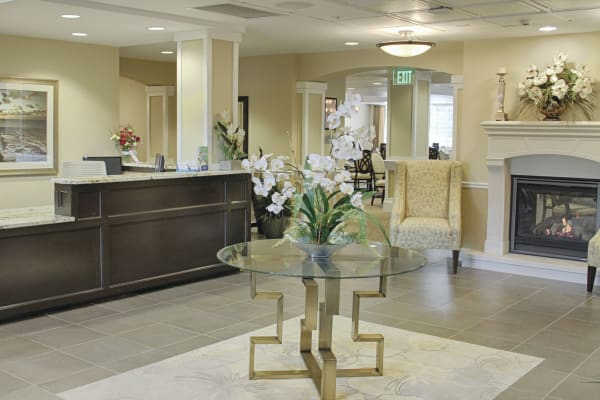 Month-to-Month Rentals at senior living community in Eugene, OR