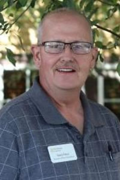 Terry Price, Director of Plant Operations at The Springs at Missoula in Missoula, Montana