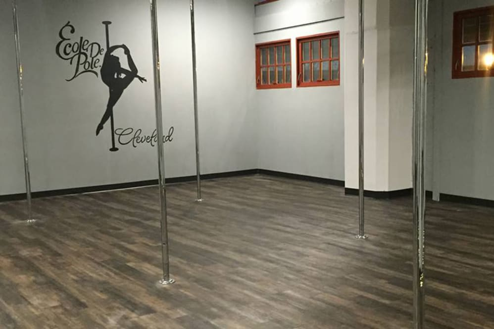 Local dance studio near The Bingham in Cleveland, Ohio