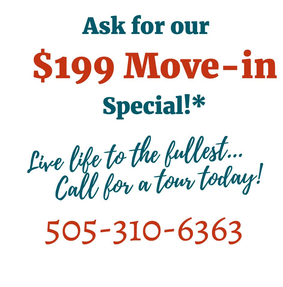 Senior living options in Santa Fe, NM