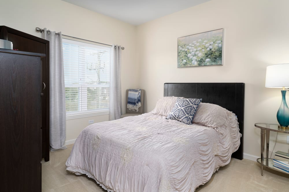 Bedroom at Harmony at Spring Hill in Lorton, Virginia