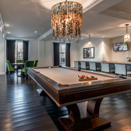 View our amenities at The Royal Athena in Bala Cynwyd, Pennsylvania