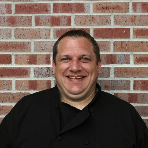 Greg Woods, Director of Dining Services & Executive Head Chef at Keystone Place at Forevergreen in North Liberty, Iowa