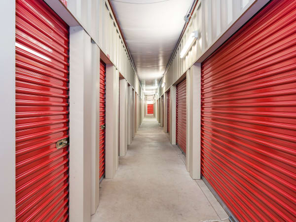 Climate controlled units from Handy Storage in Miami, Florida