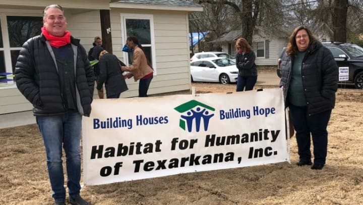 New Year, New Home, New Life for One Local Texarkana Family