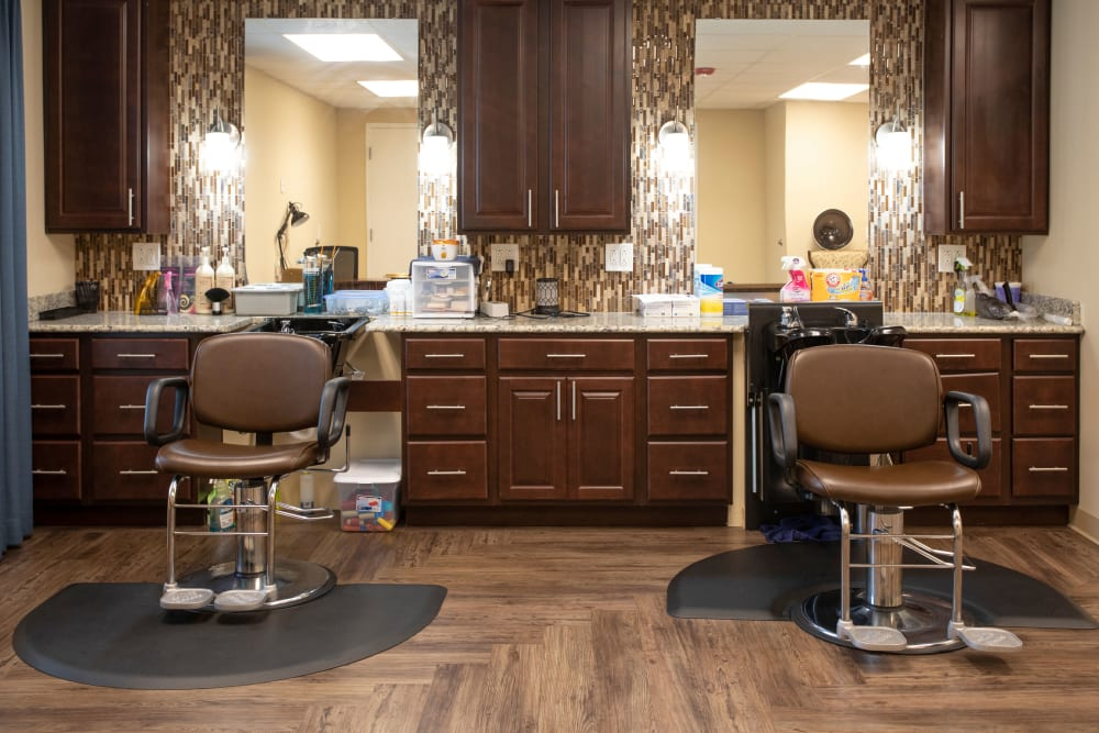 Salon at The Harmony Collection at Columbia in Columbia, South Carolina