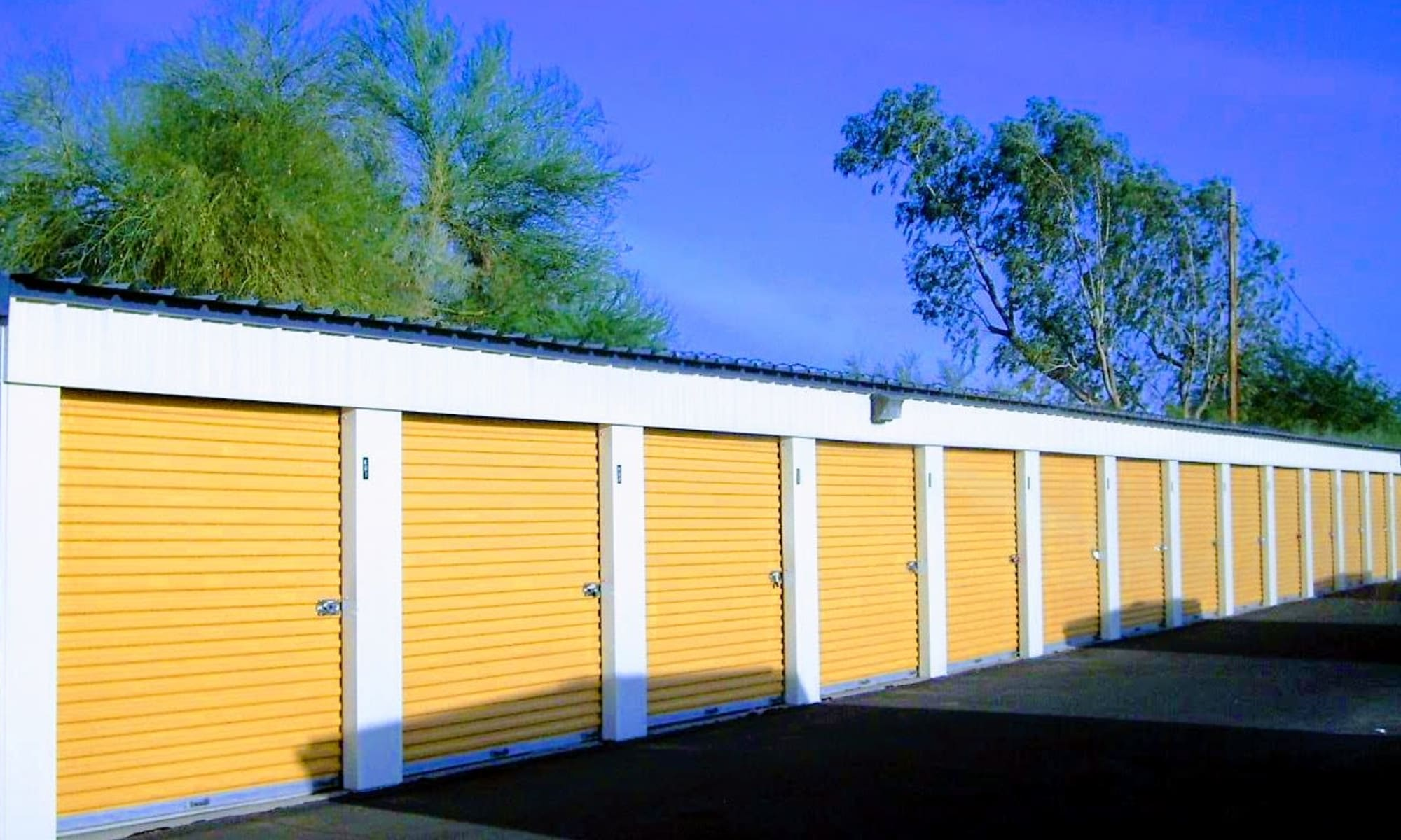 Self storage in Apache Junction AZ
