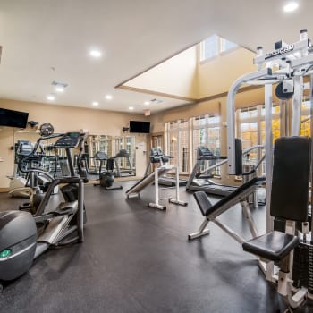 View our amenities at Central Park Estates in Novi, Michigan