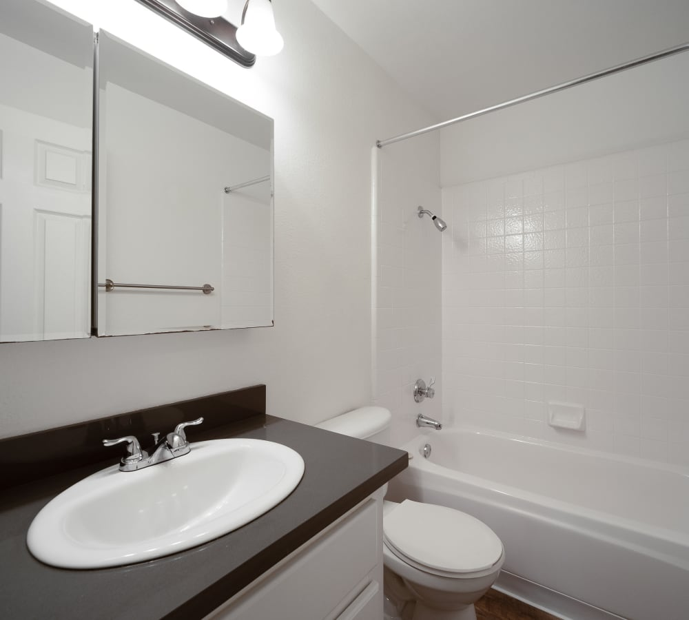 Our Apartments in Martinez, California offer a Bathroom