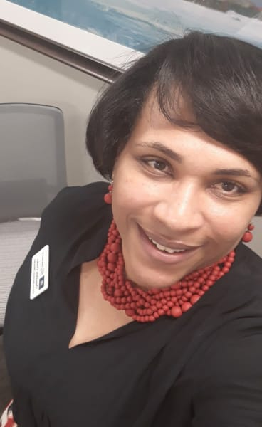 Omeshia Cooke, Guest Services Director at The Summit at Glen Mills (PA)