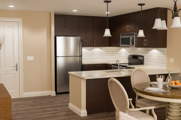 Floor Plans at Springs Ranch Memory Care & Independent Living Community