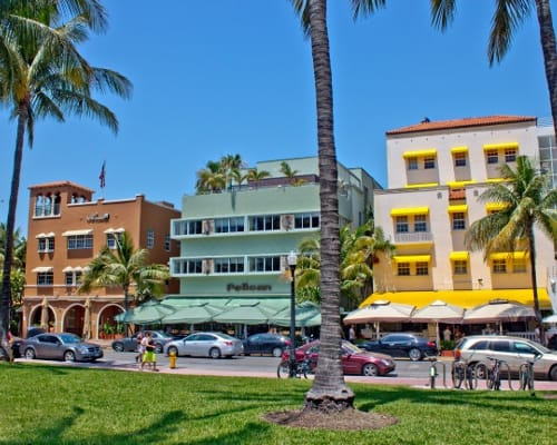 Places to work near Aliro in North Miami Beach, Florida