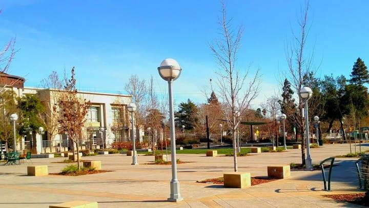 Roseville CA Springtime