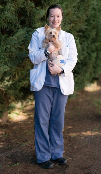 Dr. Jessica Gambriell at Value Pet Clinic - Kent