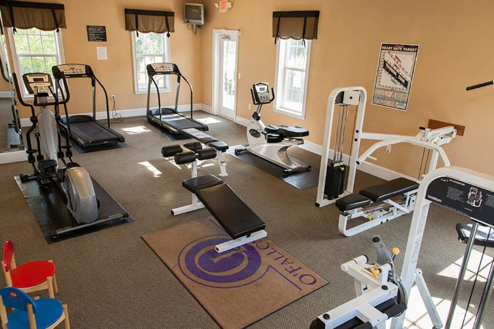 Fitness Center O'Fallon Lakes in O'Fallon, Missouri