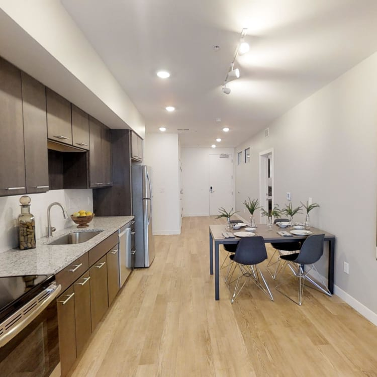 View our floor plans at The View on Pavey Square in Columbus, Ohio