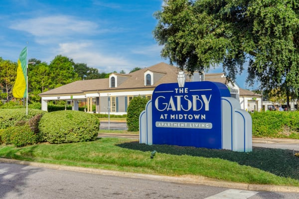 Gatsby at Midtown Apartments in Montgomery, Alabama