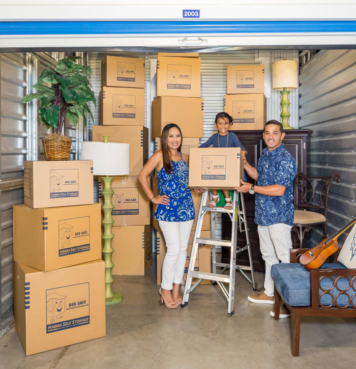 We have storage solutions for every need at Hawai'i Self Storage
