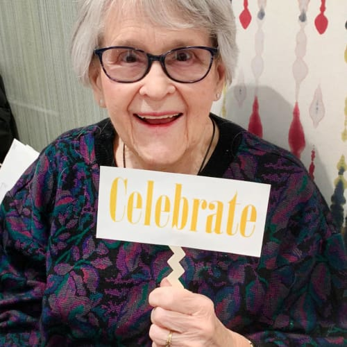 Celebrate at Oxford Villa Active Senior Apartments in Wichita, Kansas