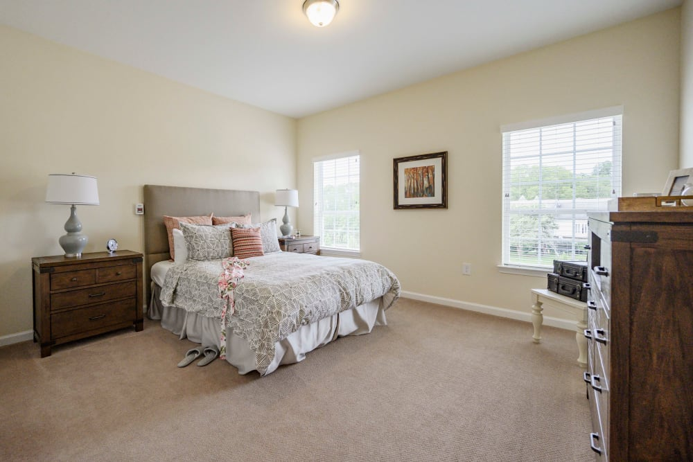 Bedroom at Harmony at Victory Station in Murfreesboro, Tennessee