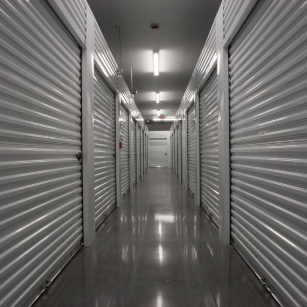 The climate controlled storage units available for rent at Stor 4 Dayz in Sanford, Florida