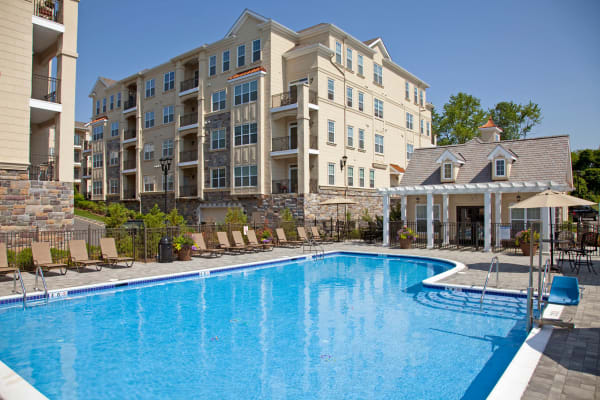 Presidential Place Apartments in Lebanon, New Jersey